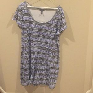 NWT GAP Dress.   Size Large.